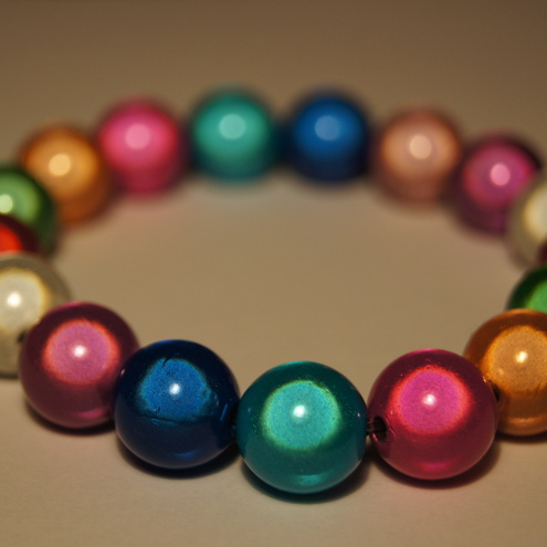 Cute Colourful Bracelet