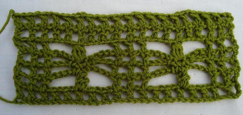 31.07.11 squares & ladders filet crochet