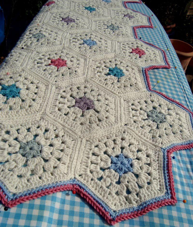 Hexi blanket 1