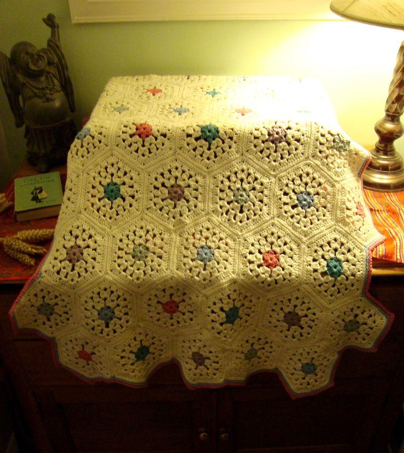 Hexi blanket 3