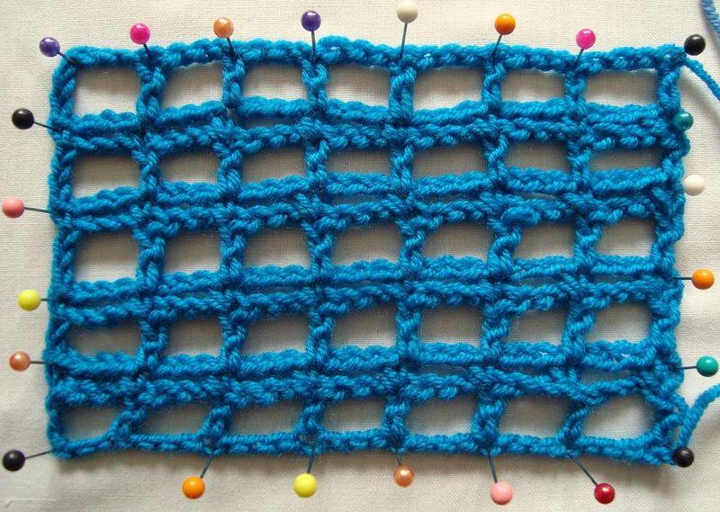 String Network stitch